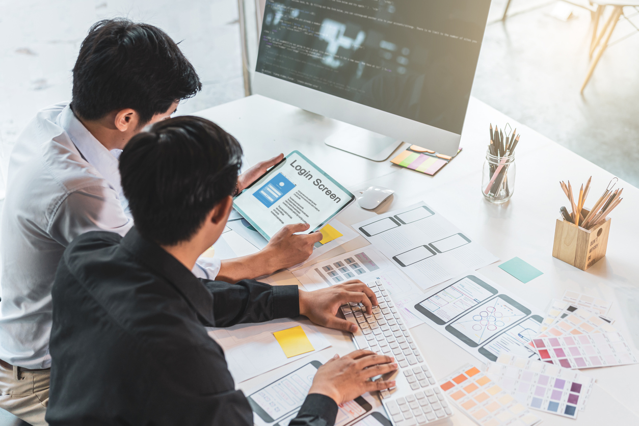 Website Design and Current Trends in 2021